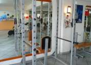 Rack vertical para discos de gimnasio $1400.00 tel 62793425