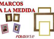 Marcos y portaretratos para sus fotografias