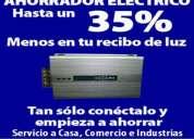 Ahorrador de elctricidad....paga menos en tu recibo de luz