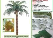 Venta de plantas arboles y palmeras artificiales extenso surtido
