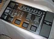 Pedalera para guitarra korg ax3000g nueva en caja