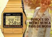 Relojes casio retro – comprafacil.mx
