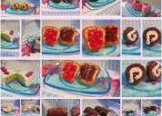 Aretes anime, kawaii, mini alimentos, donnuts, pasteles, dulces