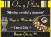 Compro oro y plata , relojes y joyeria fina antigua