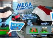 Bouncy4kids venta de toros mecanicos y mas