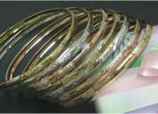 joyas oro laminado, duplique su inversion