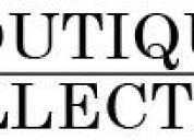 Boutique collection tienda en línea de bisutería fina, venta de a