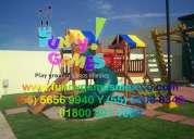 Fabricacion, diseÑo, venta de juegos infantiles