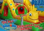 Bouncy4kids fabrica de brincolines,toros mecanico y mas