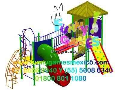 juegos infantiles playgrounds juegos de madera juegos tubulare coyoacn doplim