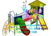 Juegos infantiles, playgrounds, juegos de madera, juegos tubulare