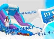 Brincolines,toros mecanicos,albercas,fabrica bouncy4kids