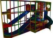 Laberintos infantiles y playground venta