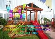 Venta y fabricacion de juegos infantiles, modulares, laberintos