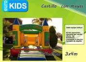 Venta de brincolines inflables calidad y precio insuperables!!