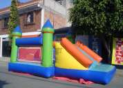 Inflable combo castillo