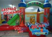 fabrica de brincolines,inflables acuaticos,toros,rockolas y mas