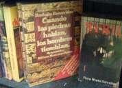 Gran venta de libros! titulos que no encontraras en otro lugar!