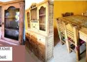 Muebles semi-usados, rematooo!!