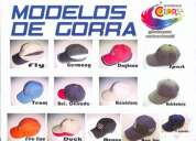 Fabricante de gorras campaÑeras, gorras sublimadas, bordadas etc.