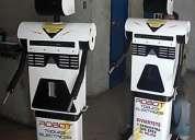 Robot de toques parlante
