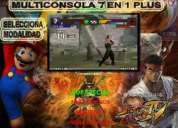 Master multijuegos 7 en 1 !!!!!!!!!!!!!