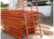 Cuerpo de andamio (maquinaria para la construcción)