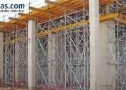 Maquinaria para la construccion viga extensible de 0.70-1.20 mts.