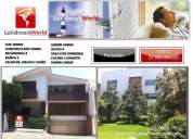 Landmark world, vende casa en fraccionamiento atlamaya, 400m2