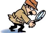 Investigador privado en morelos. unico, egresado