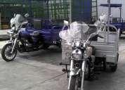 Motocarro o moto de carga