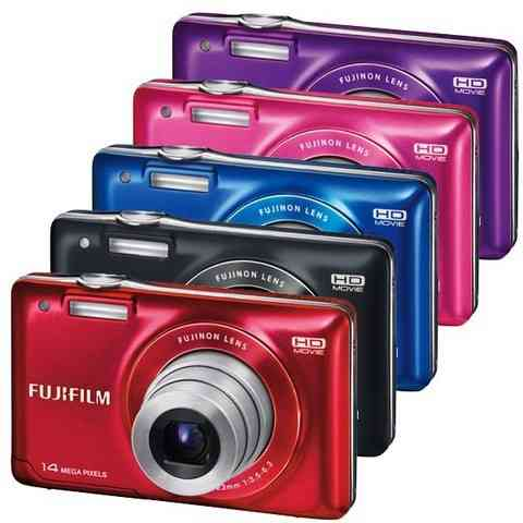 Cámara Digital Fujifilm JX500 14MP