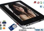 celulares baratos tablet smartphone 7 pul 3g wifi touch