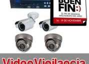 Cctv videovigilancia dvr con infrarojo camaras sharp 24 led