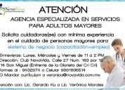 Enfermera general df o ecatepec edo. de mexico