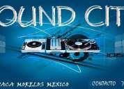 Luz y sonido profesional dj sound city