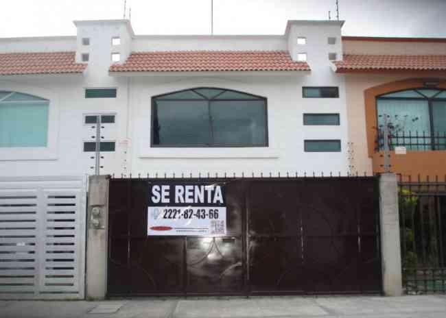 Casa en Renta por UDLA y Recta a Cholula