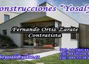Construcciones yosali