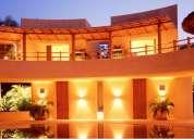 Casa para familias grandes en acapulco