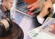Auxiliar contable (reciénegresado)