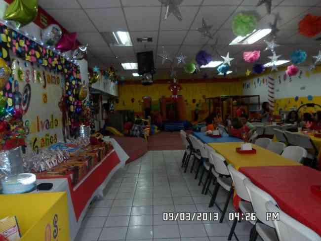 Exelente oportunidad! traspaso salon de fiestas infantiles!! zona sur de mty