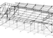 Detallista estructural use tekla y autocad