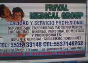 Urge médico laboral 4 hrs.