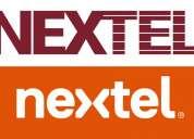 Promotora modulo nextel