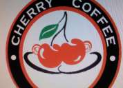 Cherry coffee house
