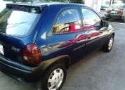 Chevy 2003 azul factura original todo pagado ideal para trabajo o estudiante sonido