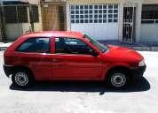 Volkswagen pointer rojo granate muy bonito cuidadisimo 1 dueño fact.agencia pagos al corriente