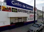 Baterias mexicanas matriz
