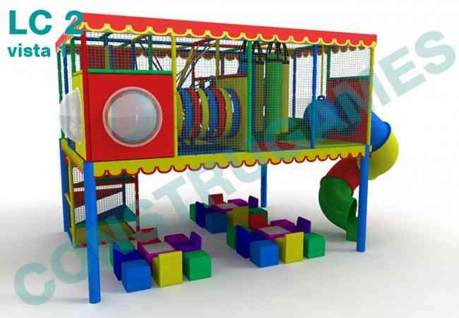Best Juegos Infantiles Para Jardin De Fiestas Pictures - Design ...