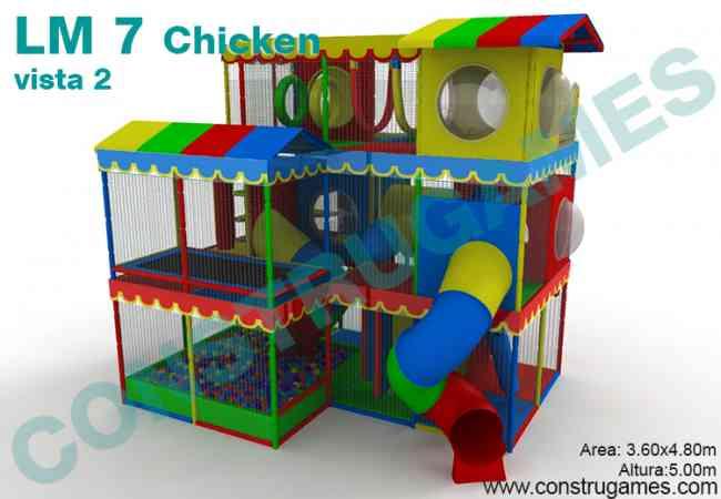 Juegos Infantiles De Jardin Perfect Juegos Infantiles De